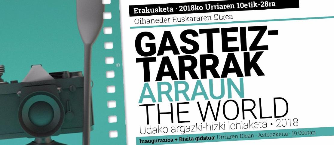 Gasteiztarrak Arraun The World 2018