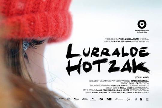 Lurralde hotzak - Oihaneder Euskararen Etxea