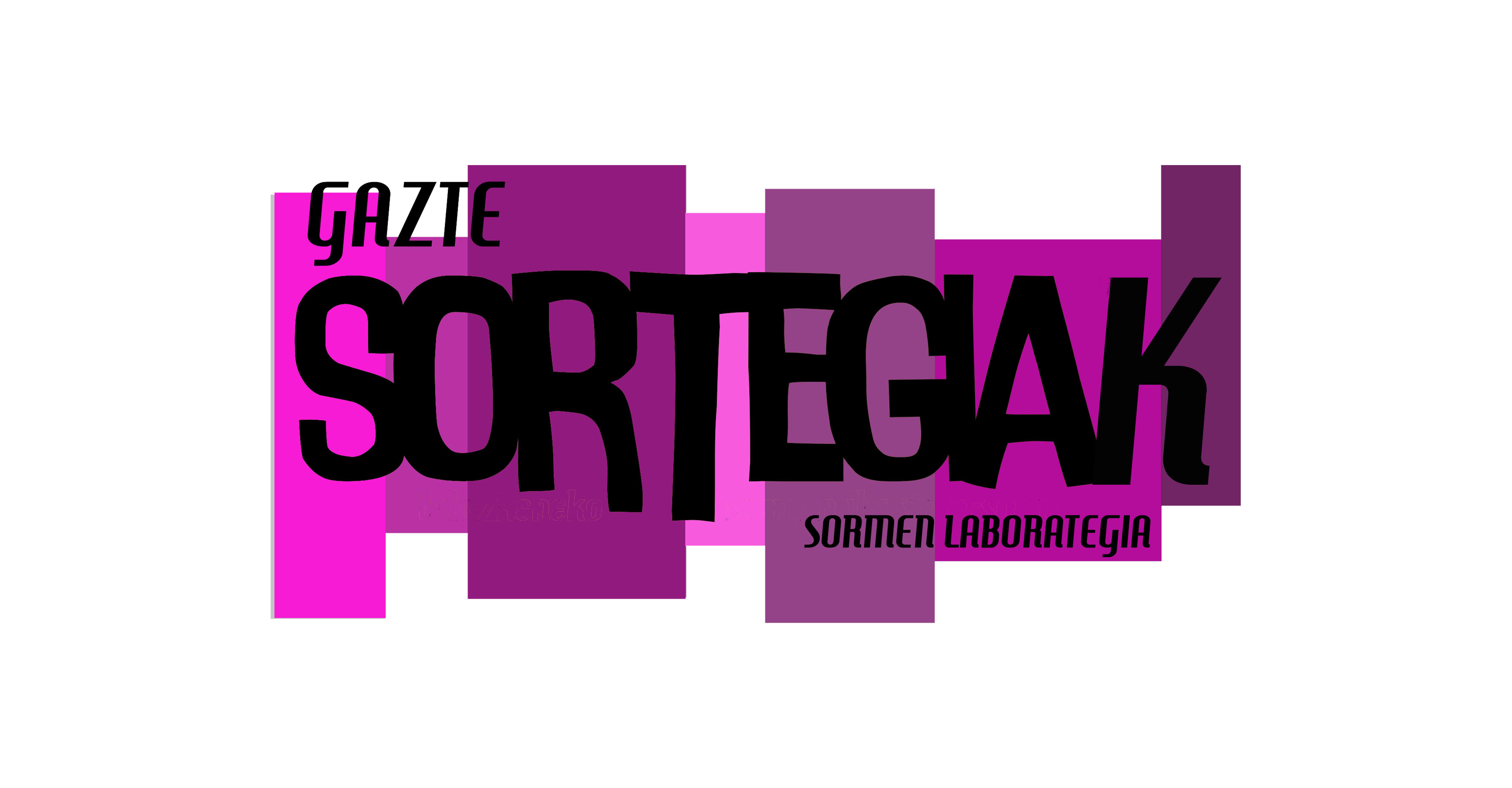 Gazte sortegiak 2019: <br />Sormen laborategi berriak Oihanederren <br />