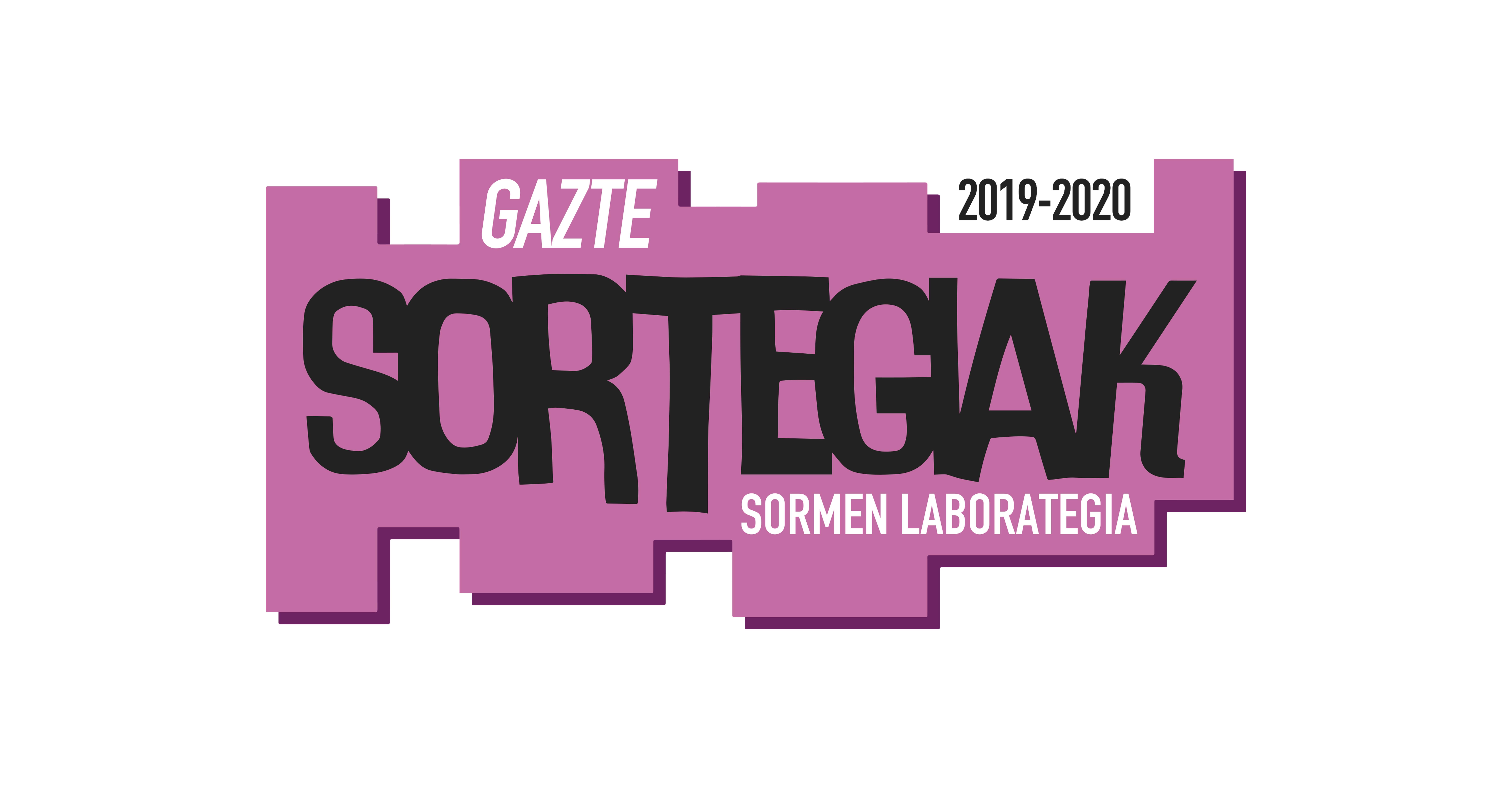 Gazte sortegiak 2019: <br /> nuevo laboratorio de creación en Oihaneder <br />